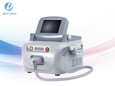 Professional Protable SHR IPL Laser Machine For Wrinkle And Hair Removal