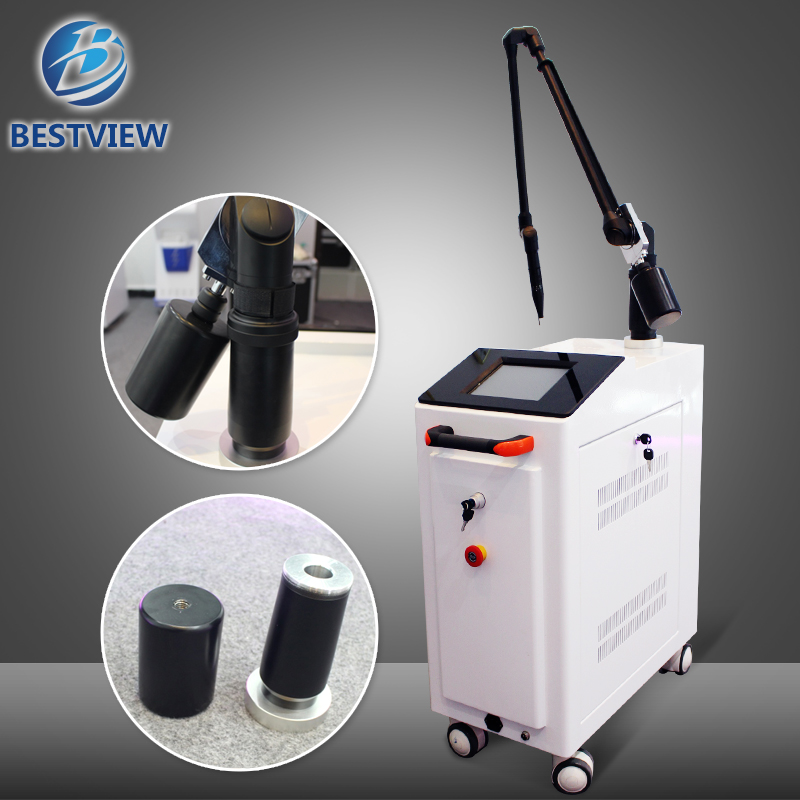 Q-switched Nd-Yag Tattoo Removal Laser