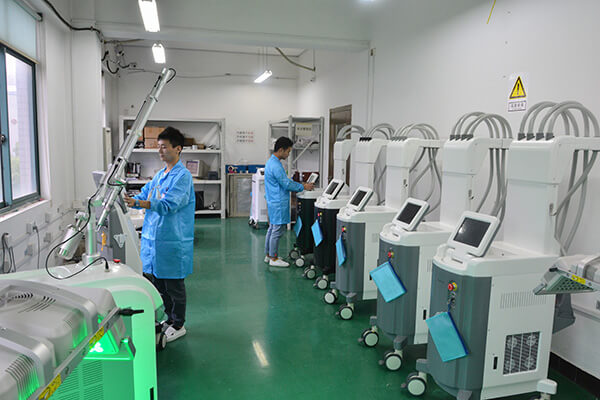 laser beauty equipment manufacturer