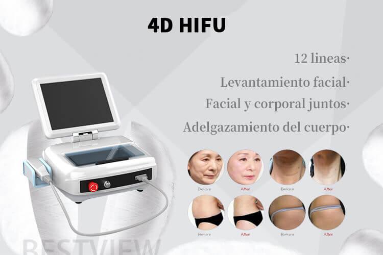 4D HIFU machine